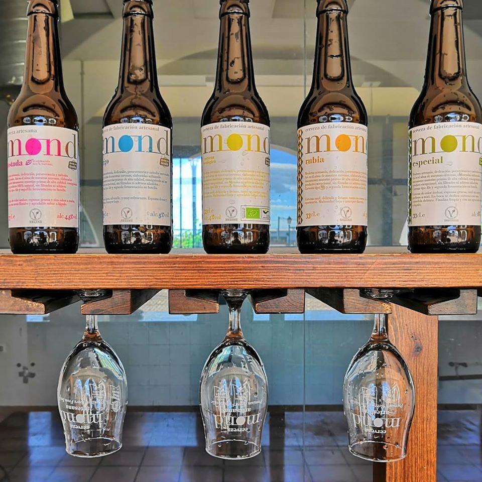 Fabricación de cervezas artesanas. Mejor cerveza Bruselas 2017 y 2018.